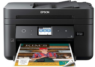 Epson Workforce WF-2860 Driver Downloads
