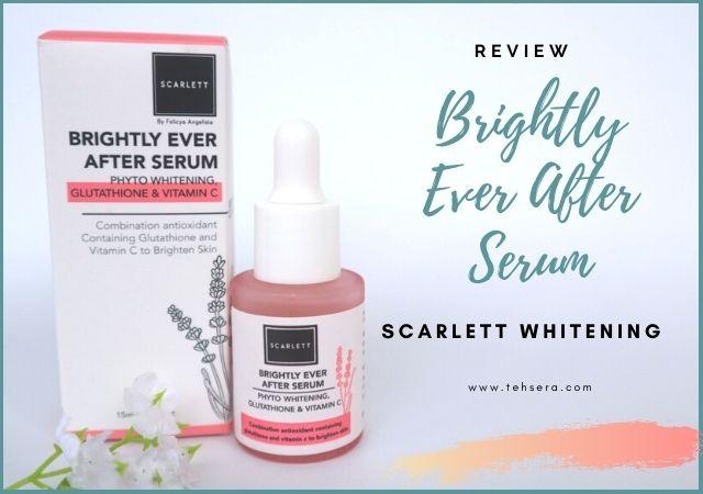 review scarlett serum