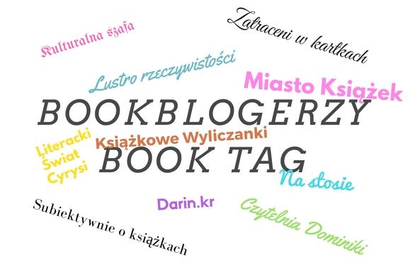 Tag: BOOKBLOGERZY TAG