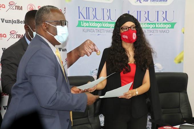 Simba wapata udhamini wa mamilioni kutoka Air Tanzania