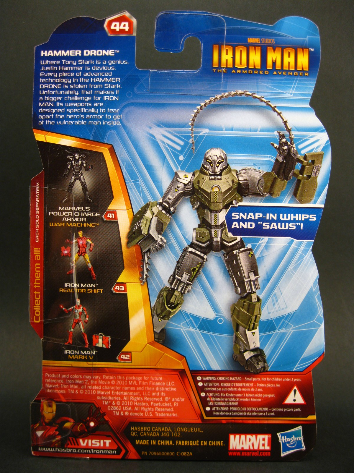 Ironman Armored Adventures Toys 105