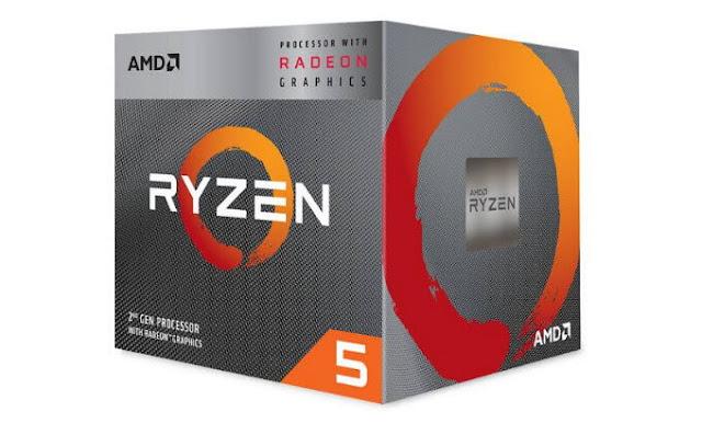 Prosesor AMD Ryzen 5 3400G