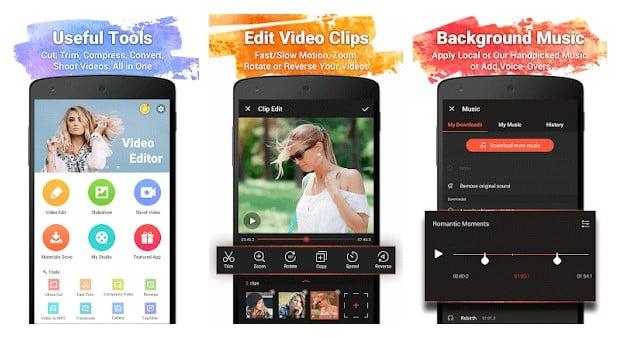 Daftar Aplikasi Video Editor YouTube Terbaik untuk Android - Sumekar31