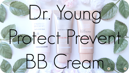 Provided for Review: Dr. Young Protect Prevent BB Cream