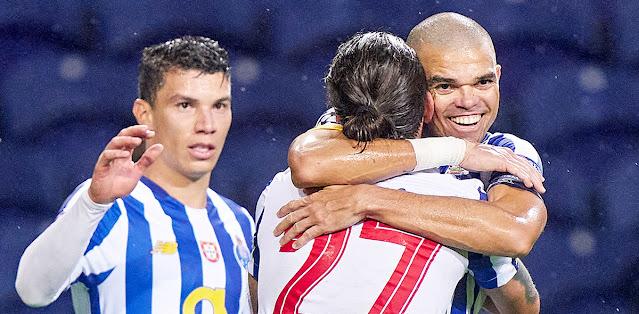 Porto vs Olympiakos Piraeus – Highlights