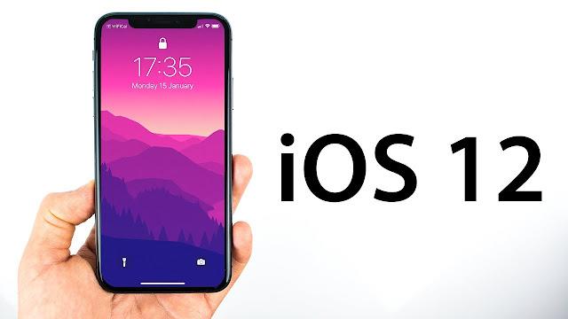 Đã có iOS 12 bản chính thức, mời bạn cập nhật