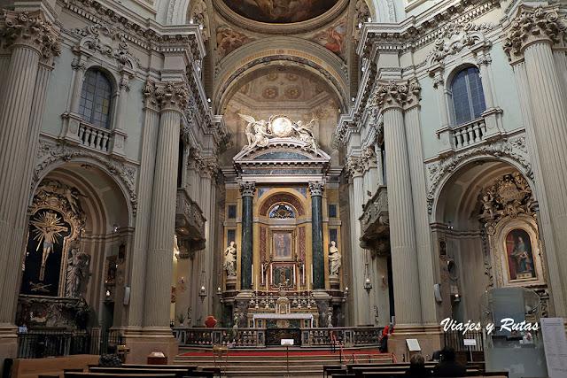 Basílica de San Petronio, Bolonia