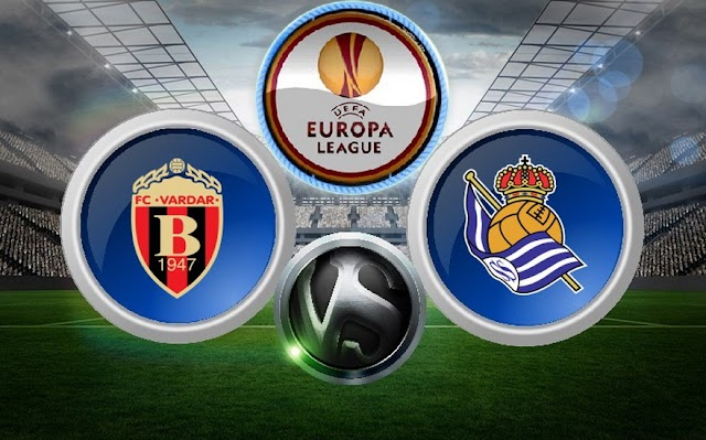 Europa League: Vardar empfängt Real Sociedad San Sebastián