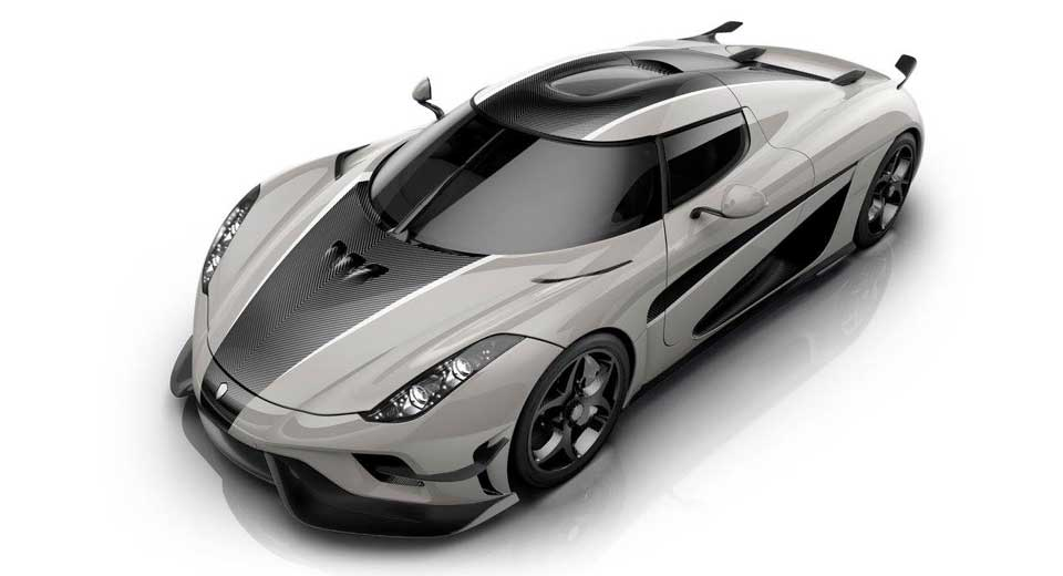 koenigsegg regera showcases optional aero pack in latest configuration. Black Bedroom Furniture Sets. Home Design Ideas