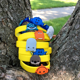 disney store finding dory 2016 sumer play days wristbands bracelets