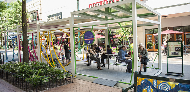outdoor office space creative an interesting practical extension of the garden office concept is underway in silver spring maryland usa where development specialist peterson shedworking outbox the rise outdoor