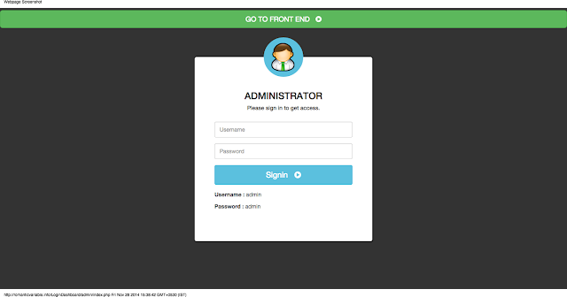 Cara Menemukan Admin Login Pada Website