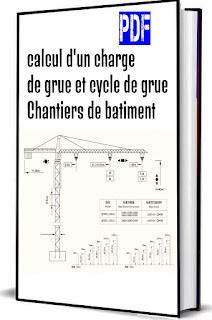 calcul d'un charge de grue et cycle de grue Chantiers de bâtiment pdf