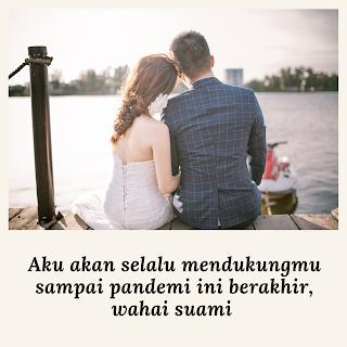 Dukungan Istri