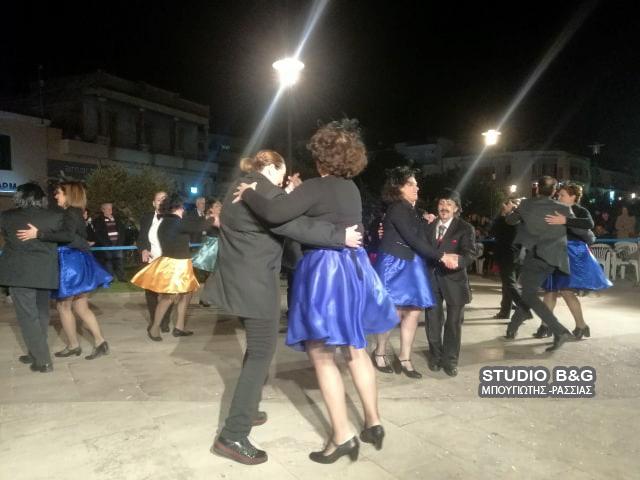 Αποκριάτικες καντρίλιες χόρεψαν στο Άργος