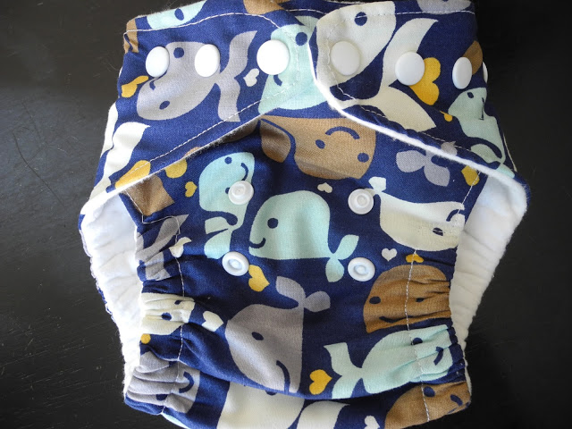 Cloth Diaper Free Pattern & Tutorial