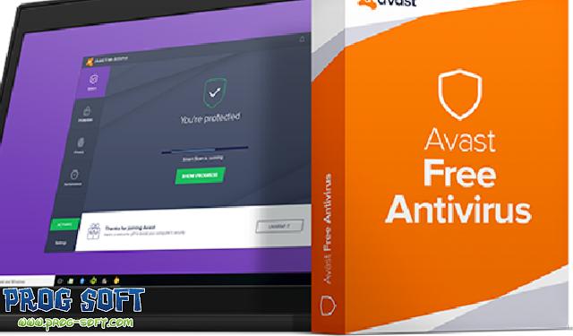 تحميل برنامج افاست Avast Free Antivirus للكمبيوتر