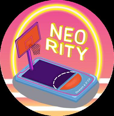Neority 2021: Dewa Athena X The Colour Run Tiloe