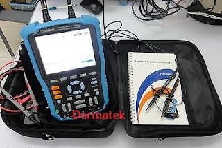 Darmatek Jual Siglent SHS-820 Dual-Channel, 200MHz Bandwidth