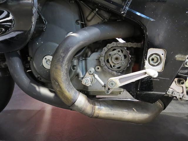 Harley-Davidson VR1000 Engine