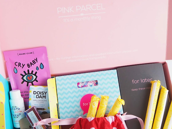 October Pink Parcel Review