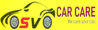 SV Car Care We Care Your Car