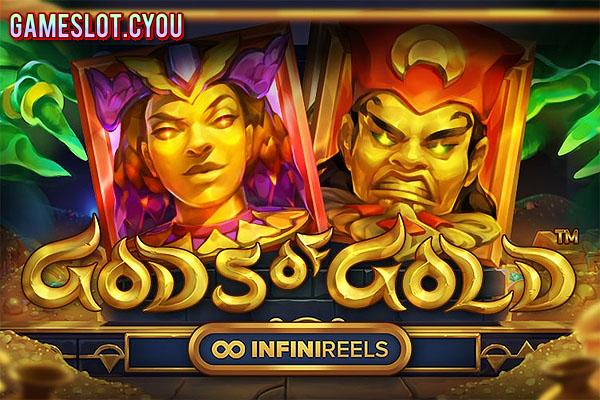 Gods of Gold Infinireels - Game Slot Terbaik NetEnt