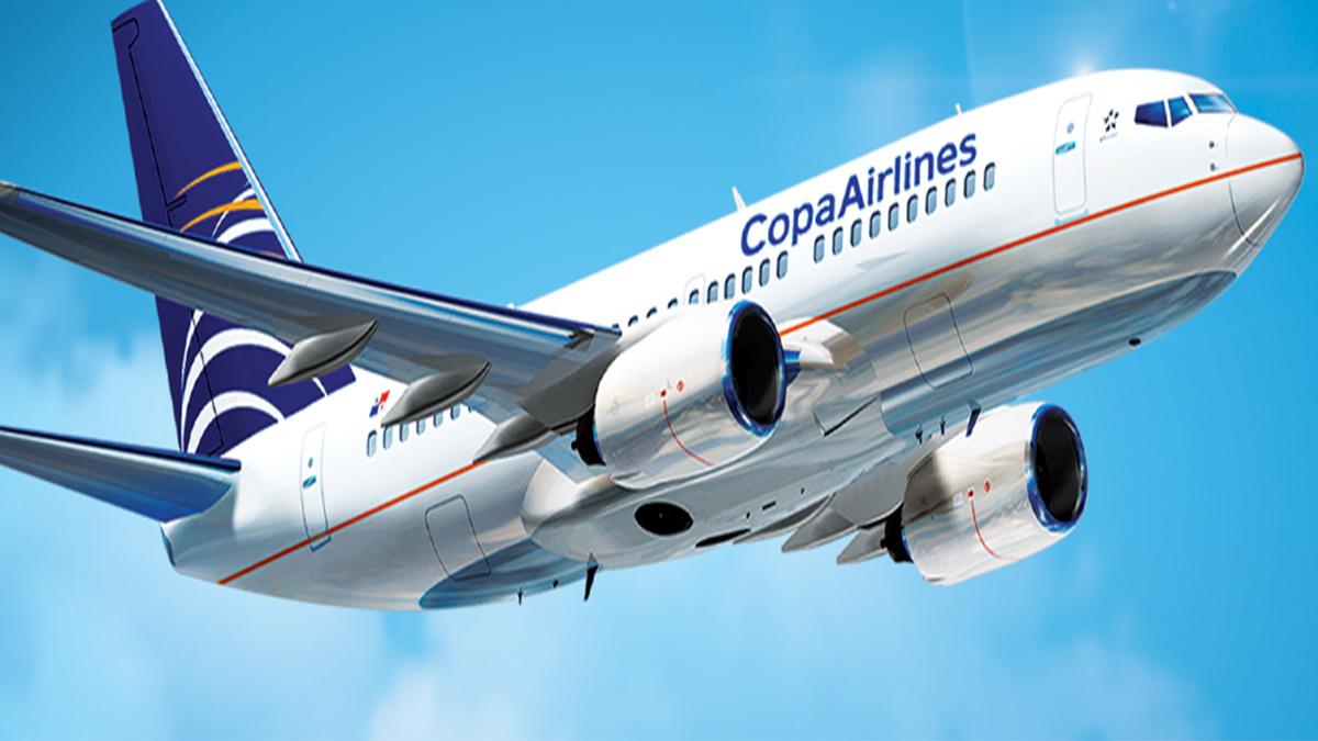 COPA AIRLINES RUTA GUADALAJARA PANAMÁ 01