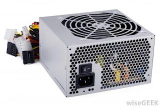 Penyebab Dan Cara Memperbaiki Kipas Power Supply Komputer Tidak Berputar
