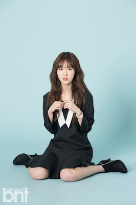 Seunghee DIA bnt International March 2016