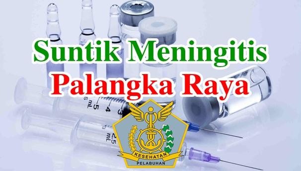 Alamat Tempat Suntik Vaksin Meningitis di Palangka Raya