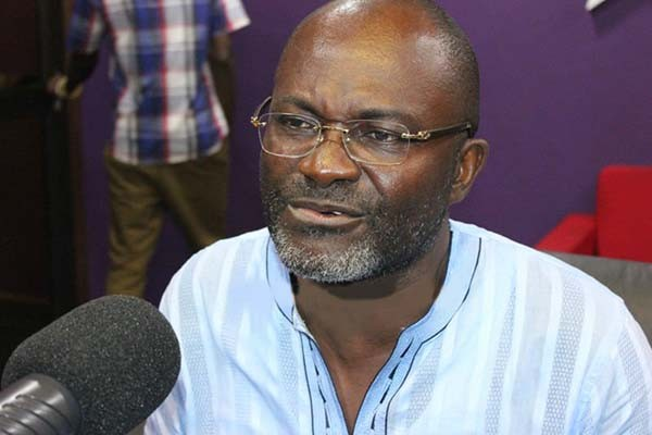 IGP is 'an asshole' - Kennedy Agyapong