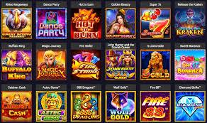 Game Slot Online Terbaik dan Kemajuan dalam Game