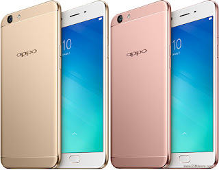 Flash Oppo f1s via sd card