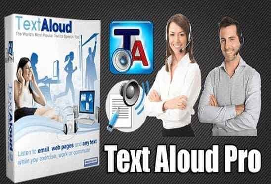 تحميل وتفعيل برنامج TextAloud 4.0.54 عملاق قراءة النصوص وتحويلها إلى ملفات صوتية