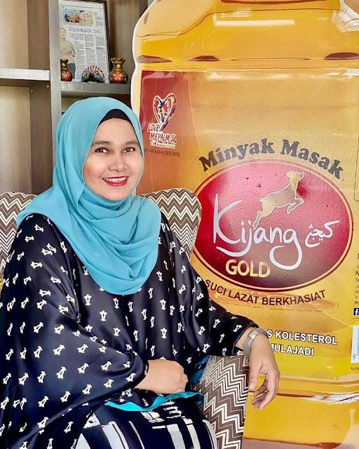 Minyak Masak Kijang Gold 100% Keluaran Bumiputera Muslim