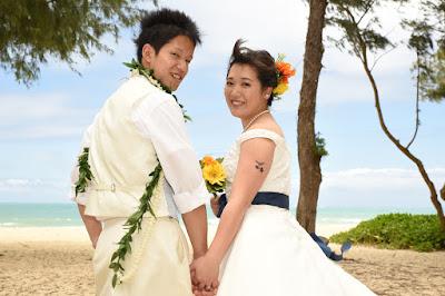 Waimanalo Wedding Photos
