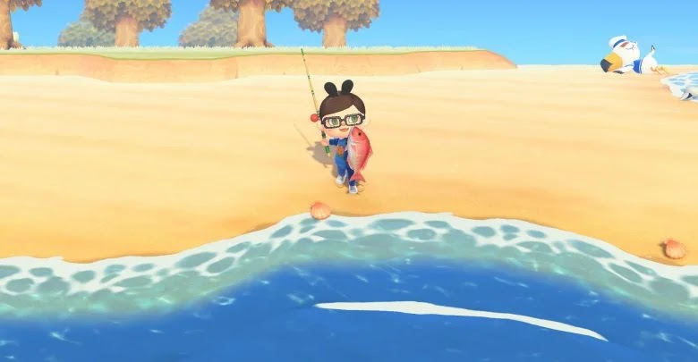 Method to catch fish without missing a single one in Animal Crossing: New Horizons