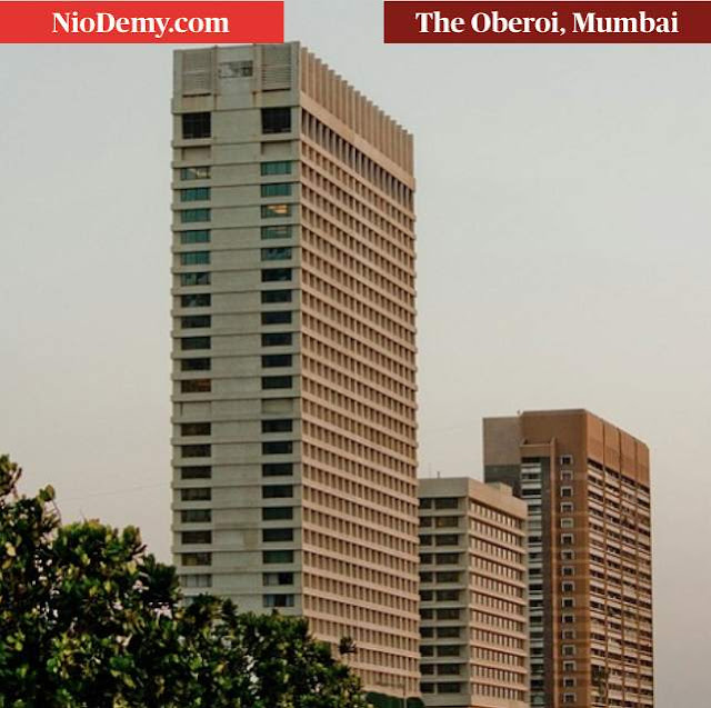 Most Expensive Luxury Hotels In India - The Oberoi, Mumbai