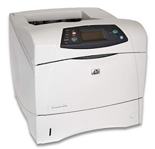 HP LaserJet 4250n Printer Review - Free Download Driver