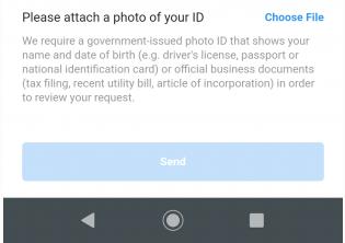 Cara Mendapatkan Terverifikasi/Centang Biru di Instagram 8