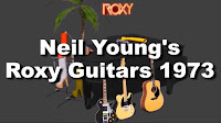 Neil Young - Roxy Guitars 1973