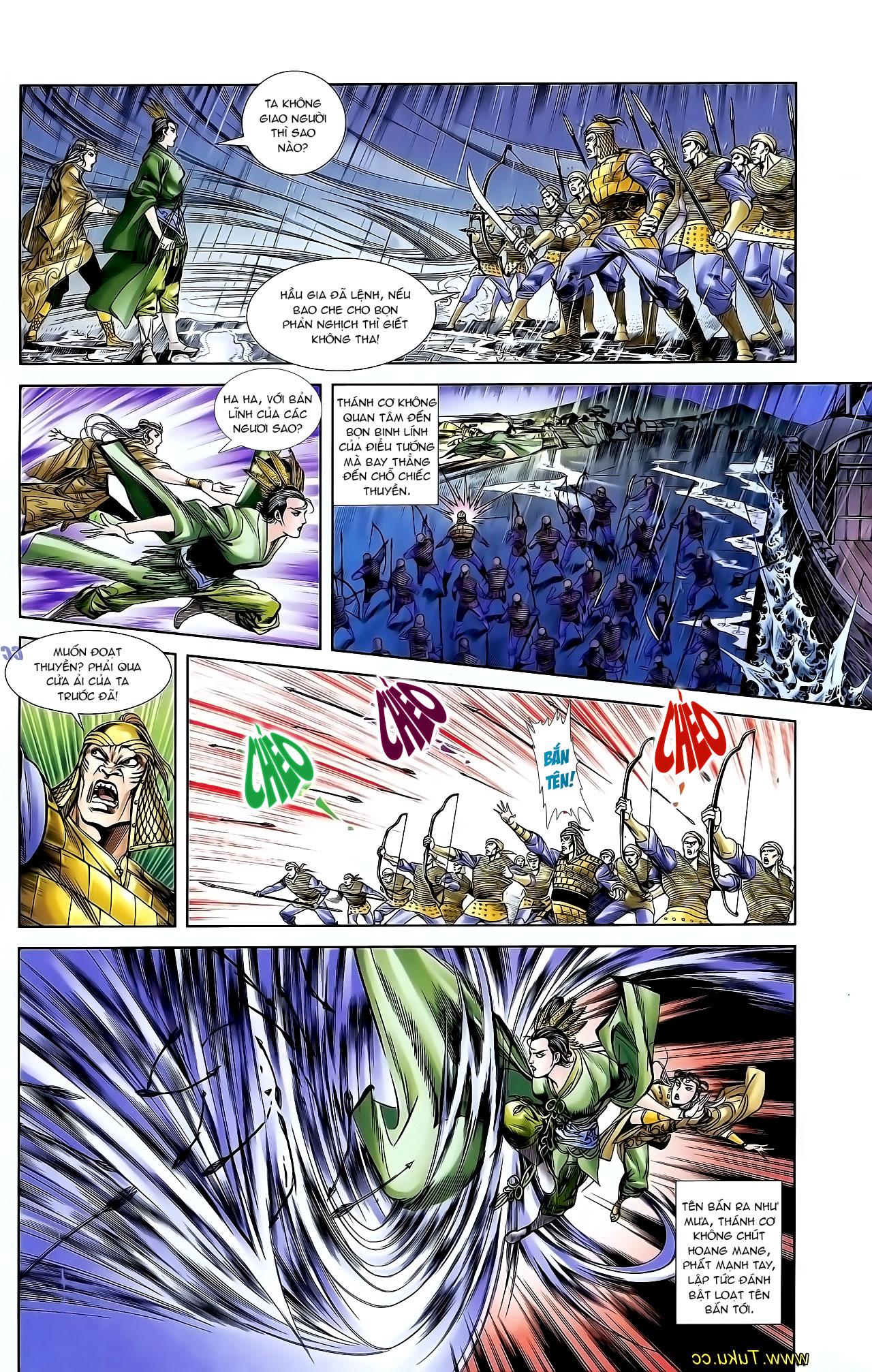 Cơ Phát Khai Chu Bản chapter 128 trang 19