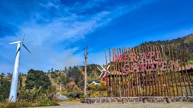Merapi Garden Selo