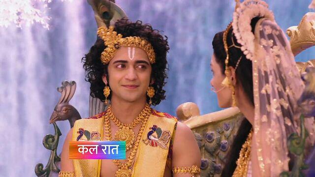 Radha Krishn: Krishna - Arjun Gatha S3 E36 19th October Episode