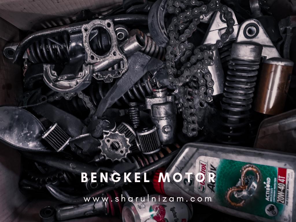 Bengkel Motor Ah Meng