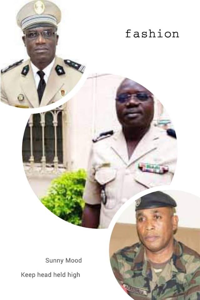 Togo : Une semaine après le coup d'Etat militaire en Guinée, après le Cameroun c'est le tour du Togo de réorganiser son armée