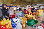 Terkait Statemen Pasar Murah, PM : Selly Sepertinya sedang Melucu