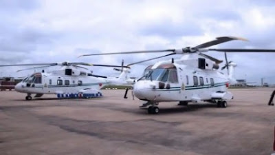 Reactions As 3 Helicopters Suddenly Go Missing In Lagos