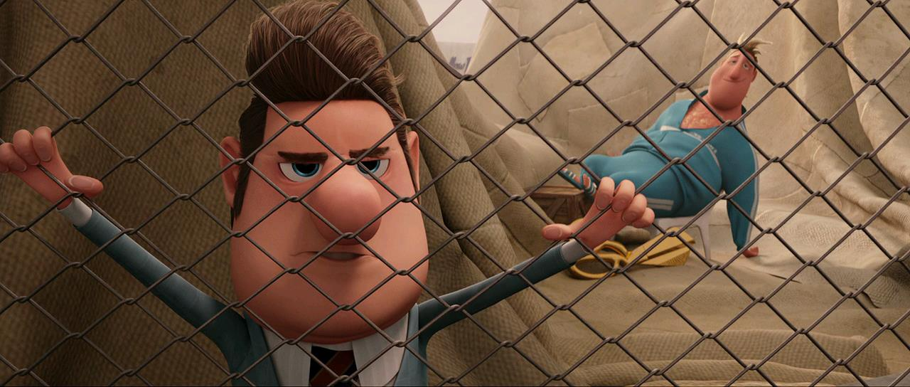 Cloudy with a Chance of Meatballs 1 (2009) Telugu Movie Screen Shot-1